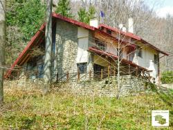 Spacious lodge in the unique nature of the Balkan Mountains, about 15 km from the nearest town of Tvarditsa