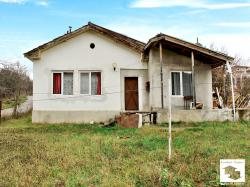 Solid one-storey brick house for sale located in the area Mechevtsi, about 12 km from Tryavna