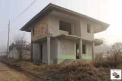 EXCLUSIVE! Unfinished brick built two-storey house with ACT 14 in the nearest village of Belyakovets only a few minutes away form  Veliko Tarnovo