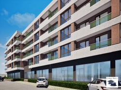 EXCLUSIVE! Newly-built, one bedroom apartment set in modern residential building in a preferred neighborhood in Veliko Tarnovo