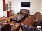 Southern, gasified furnished two- bedroom apartment located close to the Stadium of Veliko Tarnovo