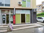 Commercial space for rent in a shopping center with a window to a street in the center of Gorna Oryahovitsa