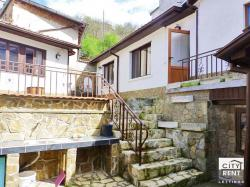 Renovated house with a small yard for rent in a quiet and peaceful location in the historical part of Veliko Tarnovo