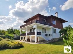 Newly built, luxury house with a swimming pool, BBQ, well maintained yard and amazing panoramic views, located in a quiet neighborhood of Dryanovo