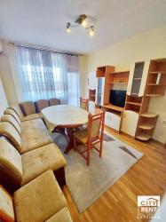 Spacious, fully furnished two-bedroom apartment for rent in Kolyo Fitcheto district