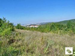 Panoramic regulated plot of land in the attractive village of Malki Chiflik, minutes from Veliko Tarnovo