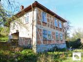 Two-storey house with a yard and outbuildings, located in a picturesque village 11 km from the town of Tryavna