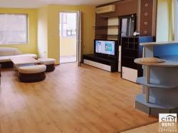 "Fully furnished one-bedroom apartment for rent in a newly-built building in ""Akacia"" district, Veliko Tarnovo"