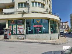 Spacious shop for rent facing lively street in Kolyo Fitcheto district