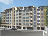 Southern one-bedroom apartment in a planned new-building in Kolyo Fitcheto district in Veliko Tarnovo