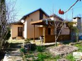 Two-bedroom house for rent with a beautiful garden and nice view close to the town of Dryanovo